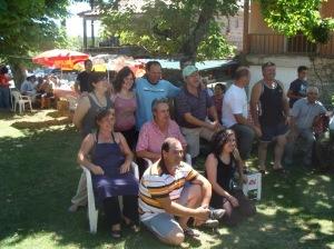 convívio em Santo António Mixões da Serra
