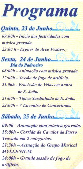 Festa S. João 2011