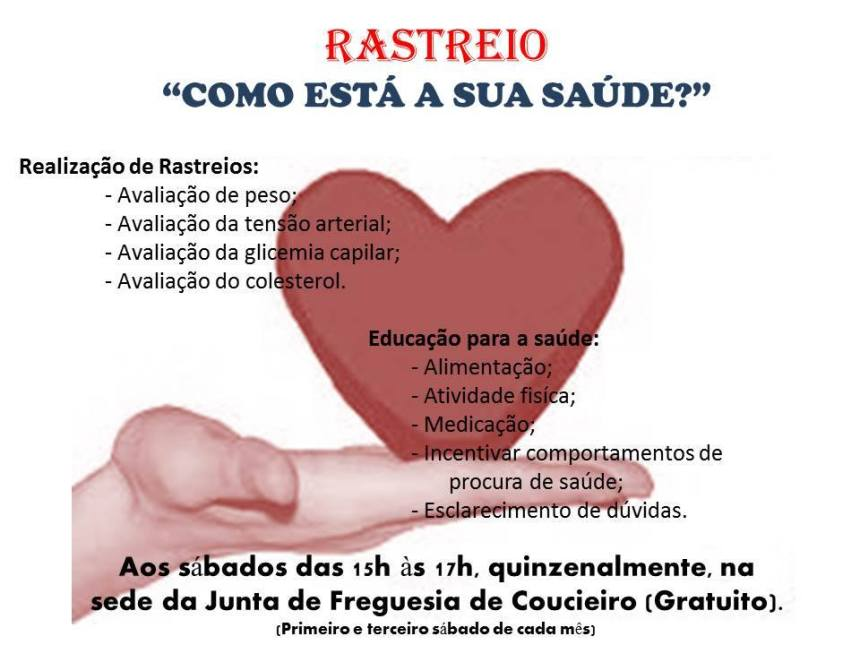 Rastreio Médico