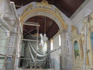Obras Igreja